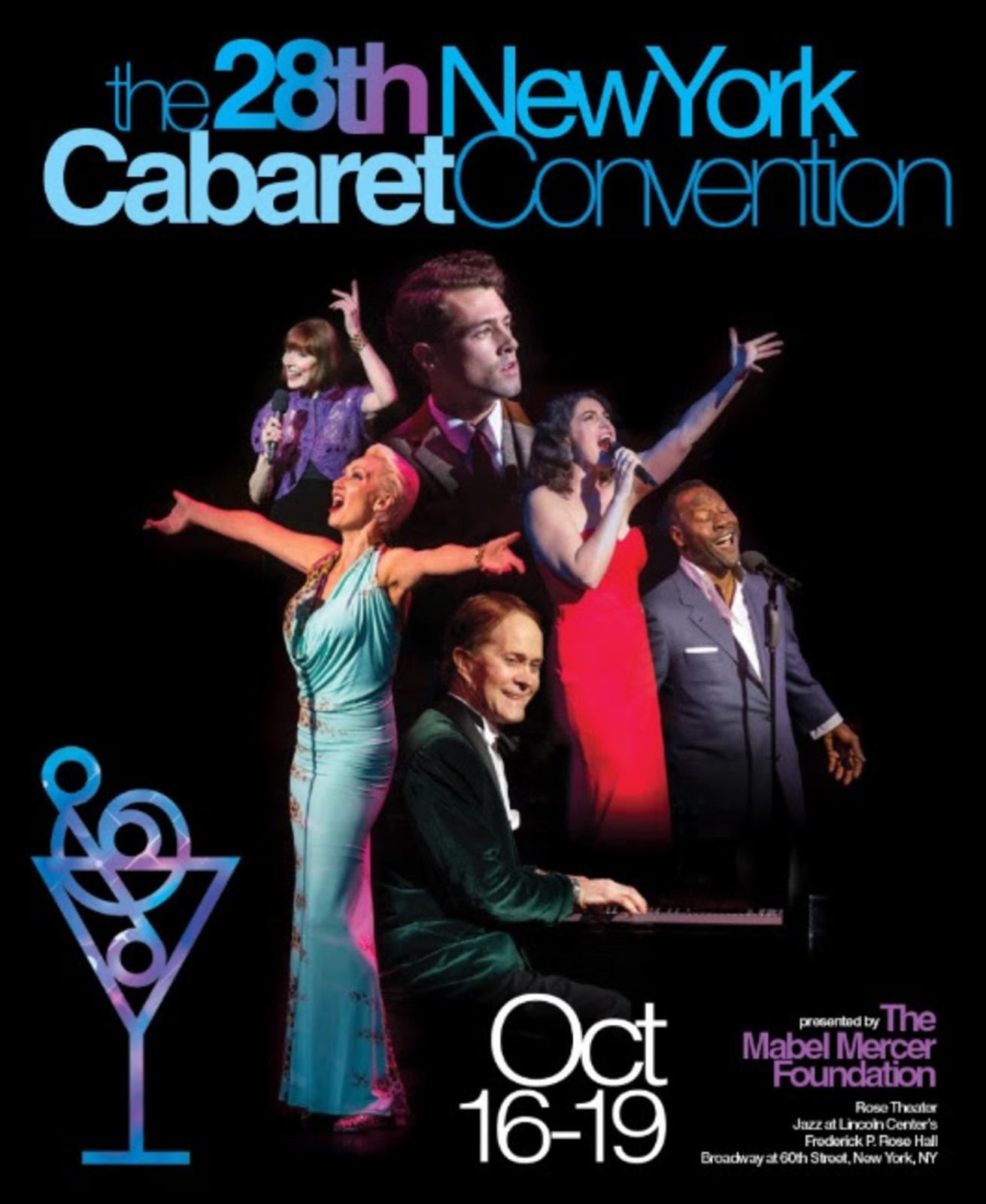 The 28th Annual New York Cabaret Convention