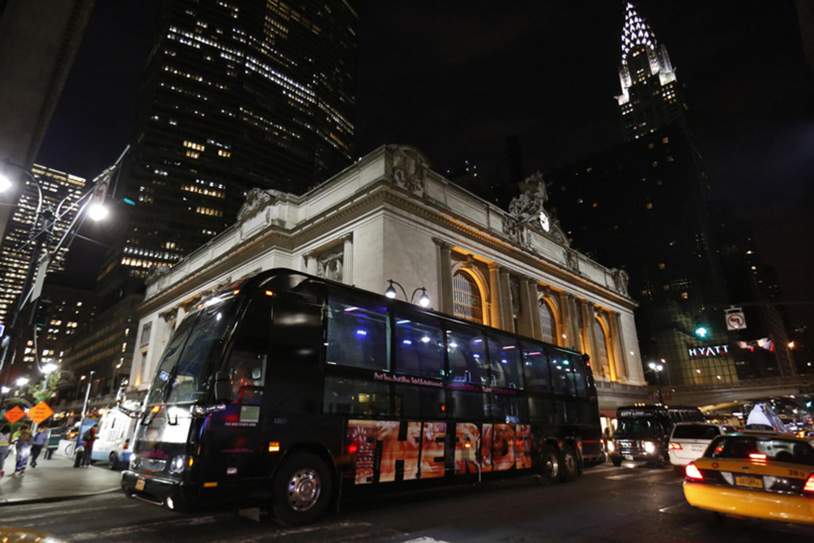Don't Miss THE RIDE's Innovative New York City Tours!