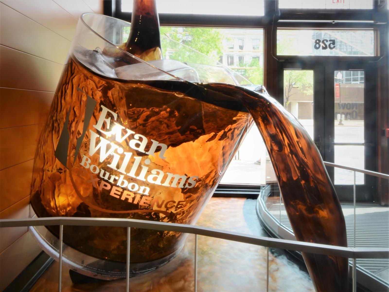 Evan Williams Bourbon Experience Review: The Kentucky Bourbon Trail