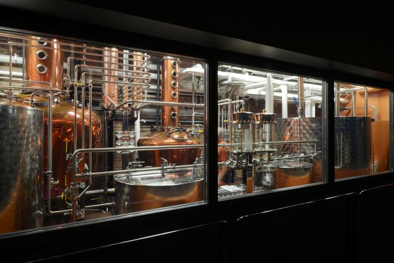 Artisanal Distillery at Evan Williams Bourbon Experience