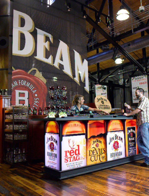 Jim Beam American Stillhouse Tour - Clermont, KY