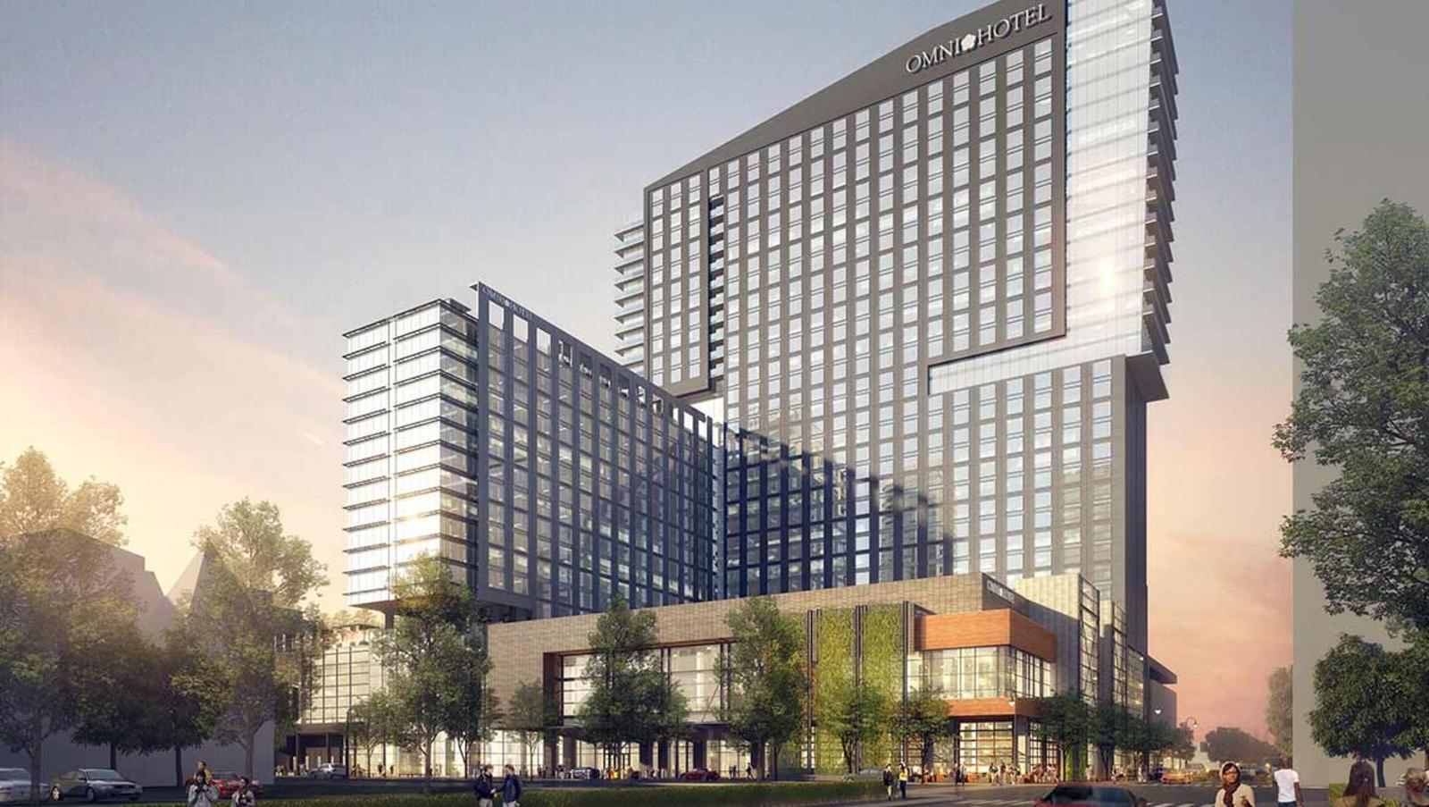 Omni Louisville Hotel Is Now Open!