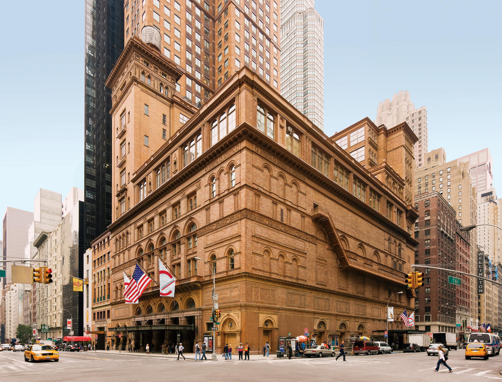 Carnegie Hall Tours: History Comes to Life