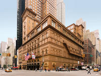 Carnegie Hall Tours: History Comes to Life           Follow @nyccitiview