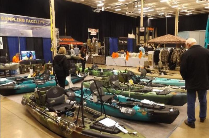 Annual Allegheny Outdoor, Sport & Travel Show