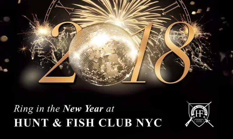 New year 39 s eve at hunt fish club nyc nyc events item for Hunt fish club nyc