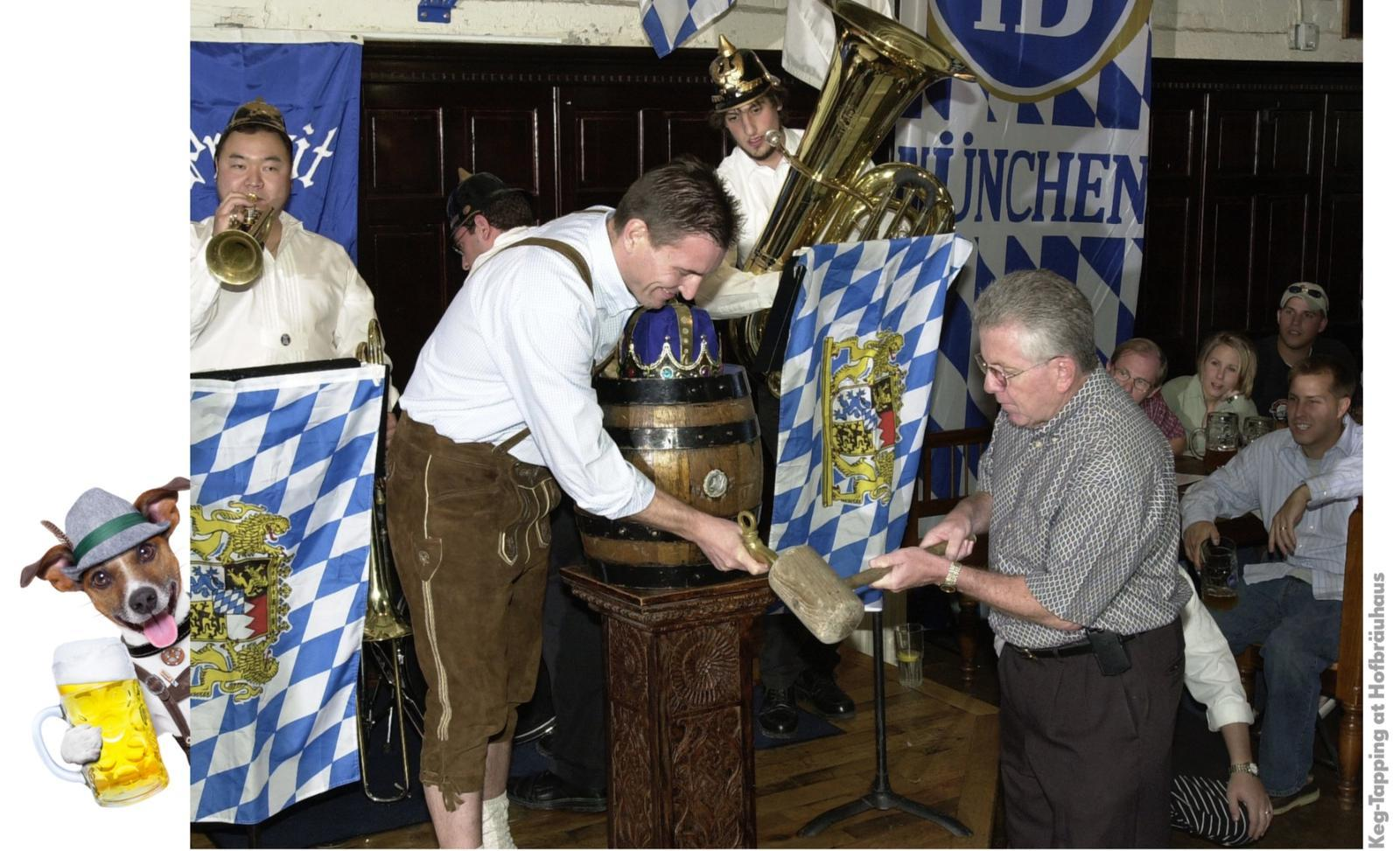 Prost! Cincinnati Offers Authentic German Traditions at Hofbr�uhaus Newport