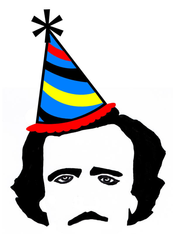 Happy Birthday Poe! (Free)
