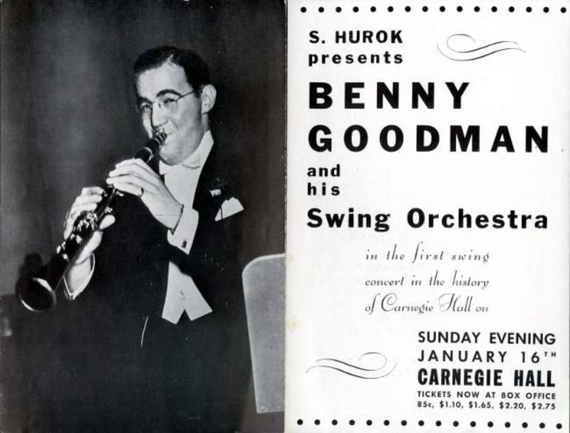 Wynton Marsalis & The Jazz at Lincoln Center Orchestra - Benny Goodman: The King of Swing