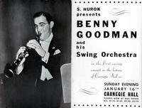 Wynton Marsalis & The Jazz at Lincoln Center Orchestra - Benny Goodman: The King of Swing           Follow @nyccitiview