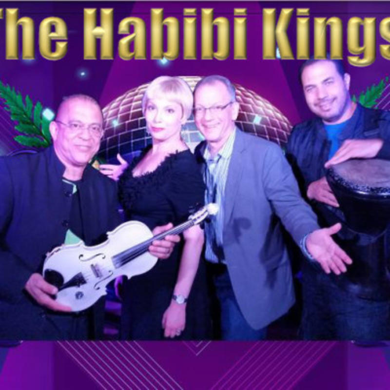 The Habibi Kings at Swing 46