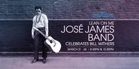 Lean on Me- Jose James Band Plays Bill Withers 80th Birthday!