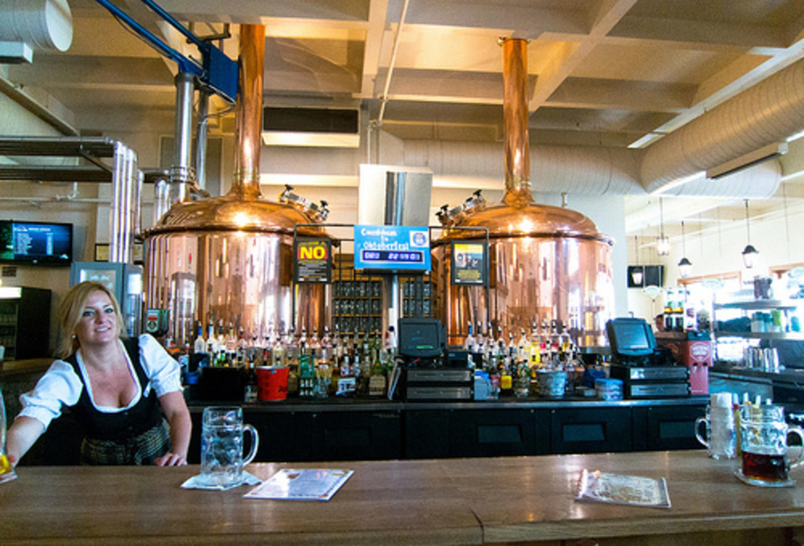 Enjoy Real German Traditions at Hofbr�uhaus Pittsburgh