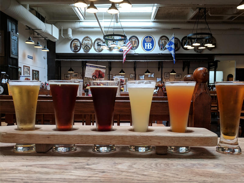 Enjoy Delicious German Fare & Locally-Made Bier at Hofbr�uhaus Newport