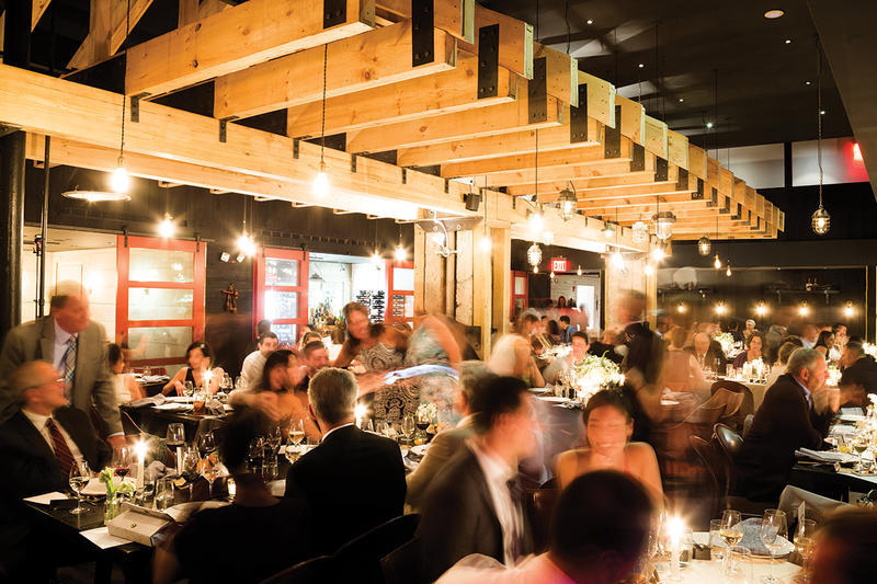 Enjoy Brunch at Black Barn Restaurant in New York City