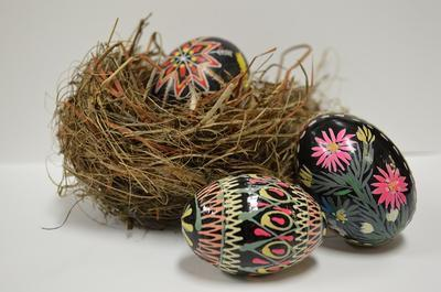 Create Pysanky Eggs