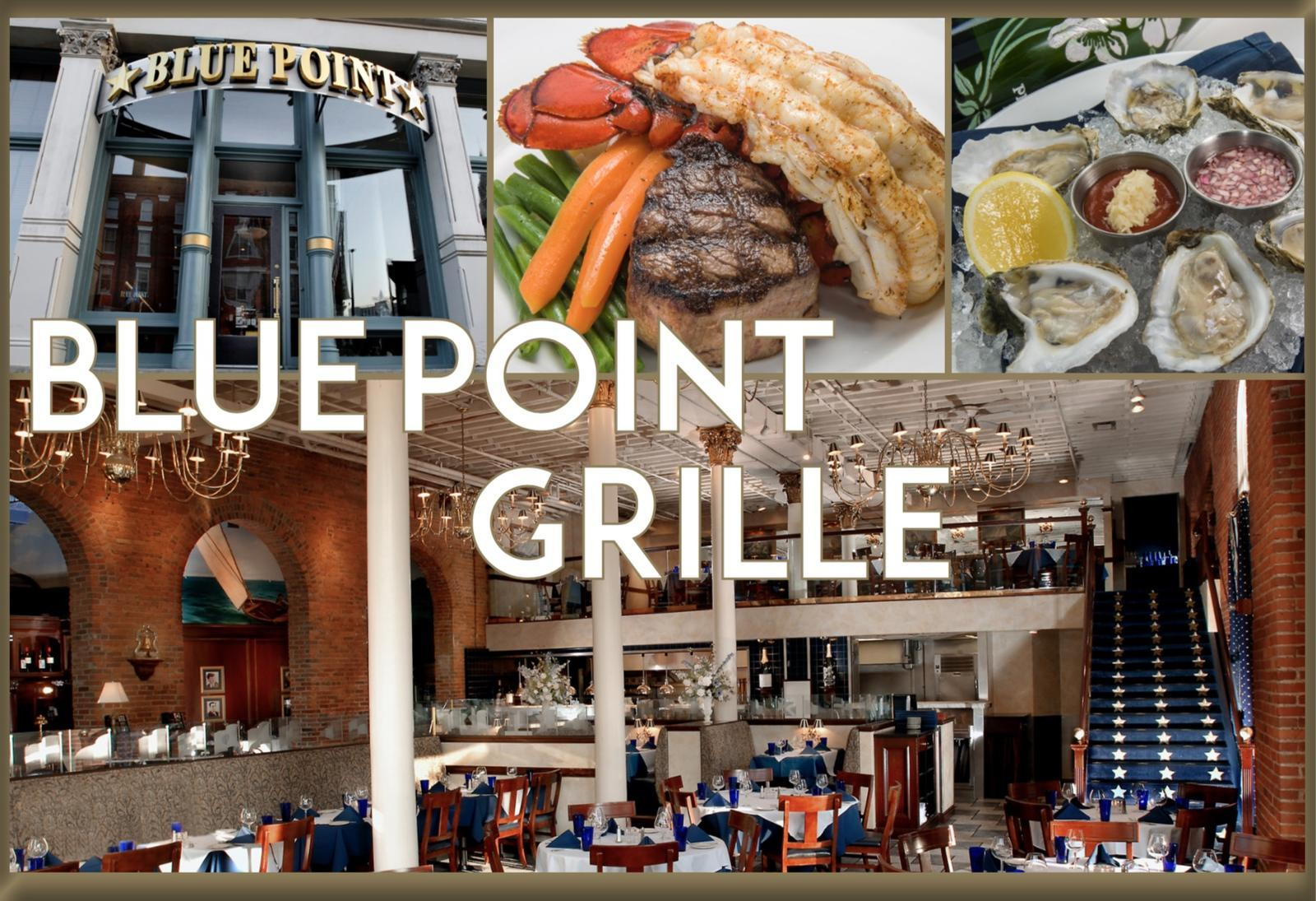 Blue Point Grille Downtown Cleveland Offers Exceptional Service and the Freshest Seafood