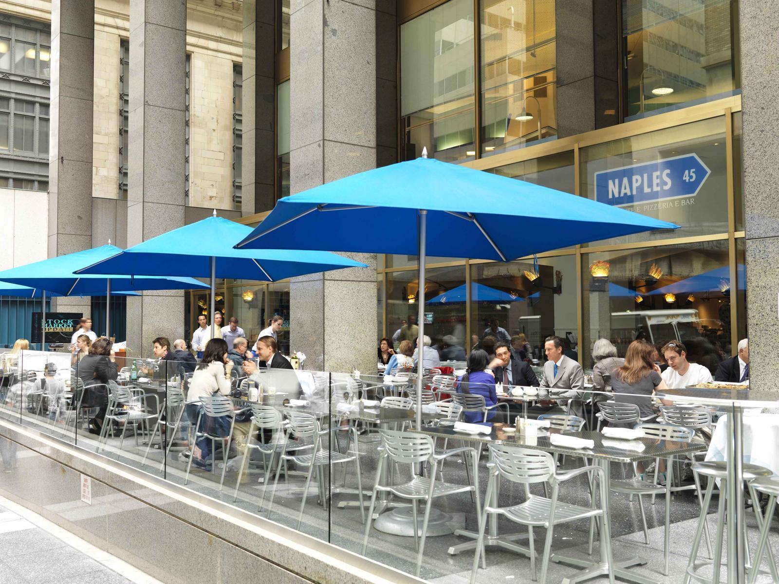 Italian Restaurants In Nyc: Naples 45 Ristorante E Pizzeria NYC