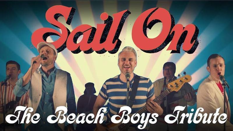 Sail On: The Beach Boys Tribute at Hard Rock Cafe!