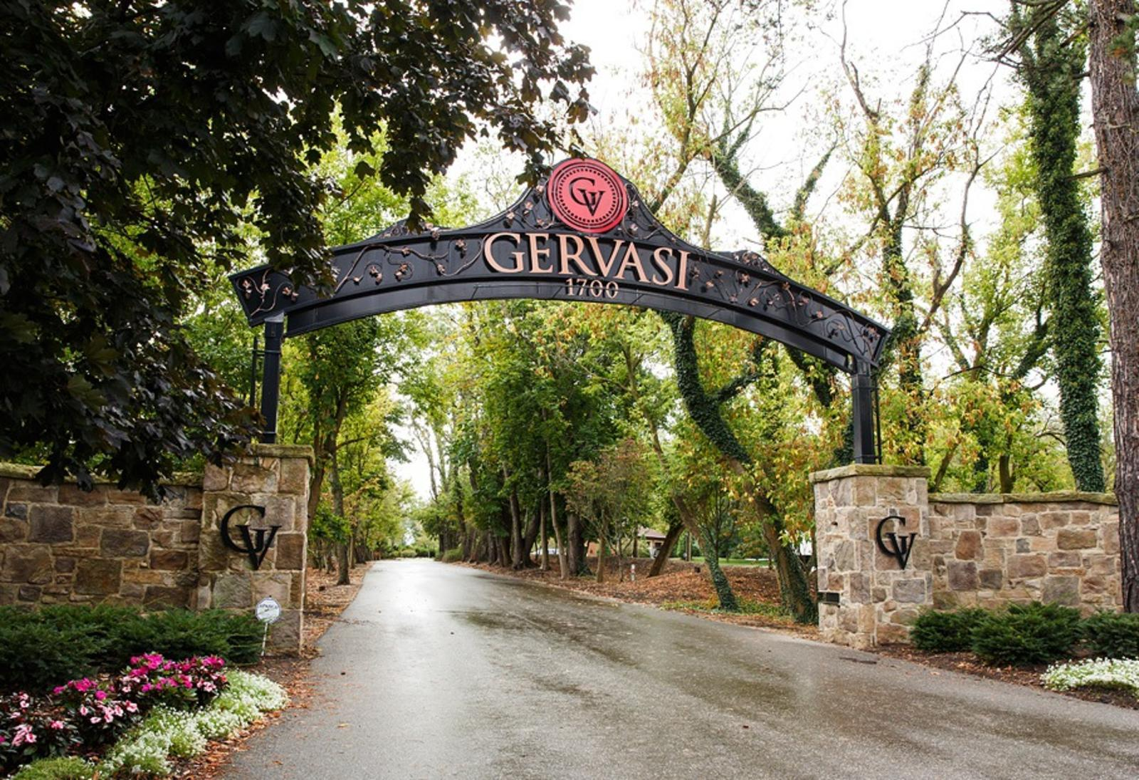 Gervasi Vineyard Releases Details of 