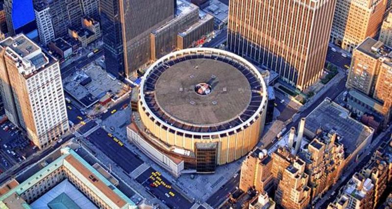 Madison Square Garden NYC