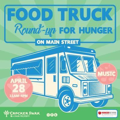 Food Truck Round Up for Hunger