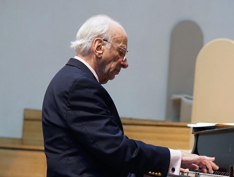 Highlights in Jazz presents Dick Hyman and Friends