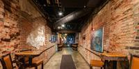 Dining at Troll Pub Under the Bridge and Dish On Market in Downtown Louisville           Follow @nyccitiview