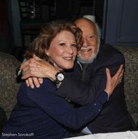 Linda Lavin at Cafe Carlyle with Billy Stritch and Aaron Weinstein           Follow @nyccitiview