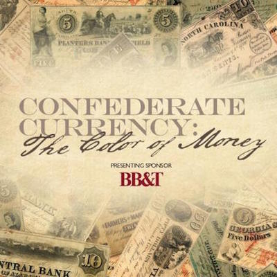 Confederate Currency: The Color of Money