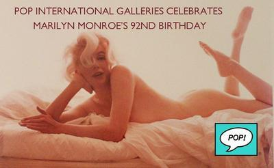 Happy Birthday Marilyn Monroe!