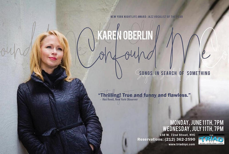 Karen Oberlin - 
