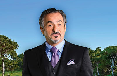David Feherty - Live Off Tour!
