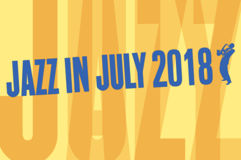 Jazz In July, 2018 Season