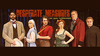 Desperate Measures: A Musical Comedy Gone Wild           Follow @nyccitiview