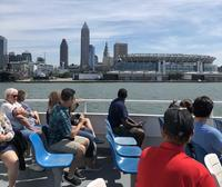 Take a Cruise Around Cleveland on the Goodtime III           Follow @nyccitiview