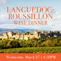 Languedoc-Roussillon Wine Dinner