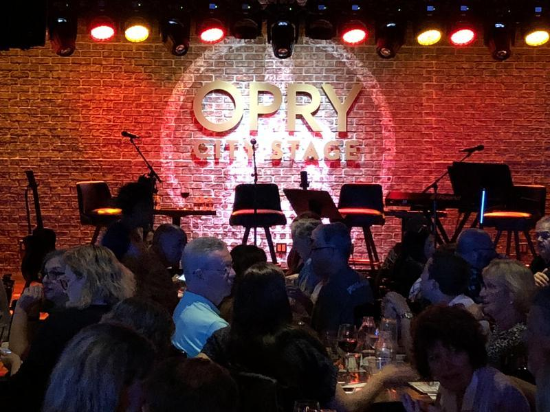 Bluebird Cafe Songwriter Series at Opry City Stage in New York City