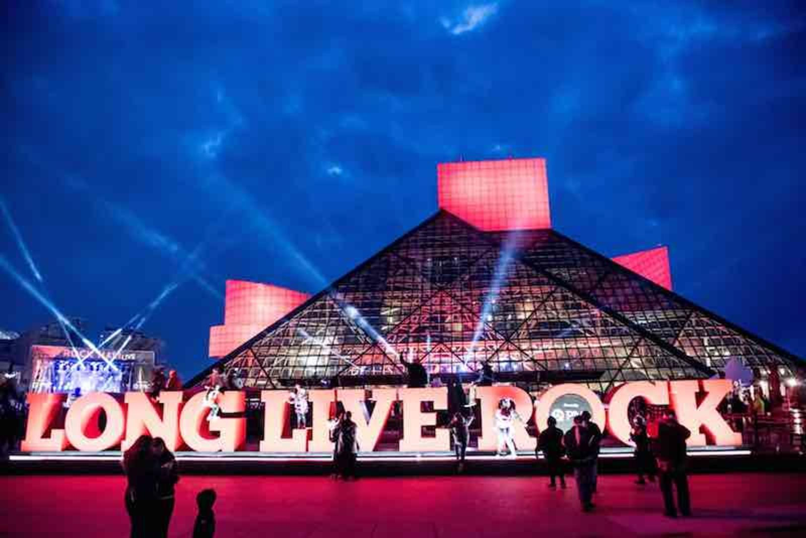 The Rock and Roll Hall of Fame & Museum Through a Jazz Lover's Eye