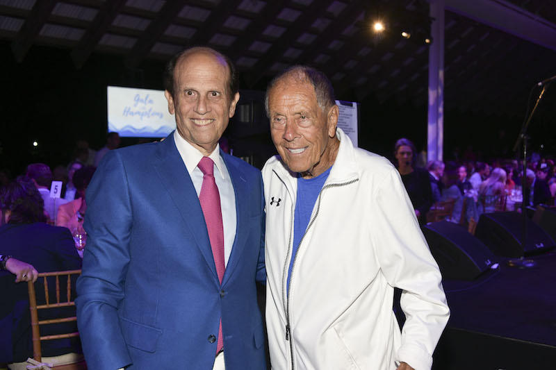 Mike Milken, Nick Bollettieri Famous Tennis Coach ©Rob RichSociety Allure