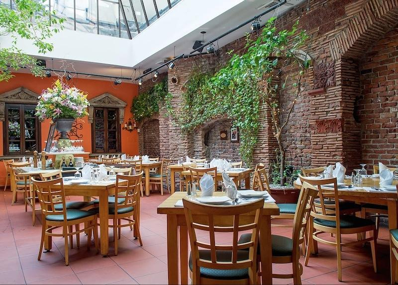Il Cortile in Little Italy, New York City
