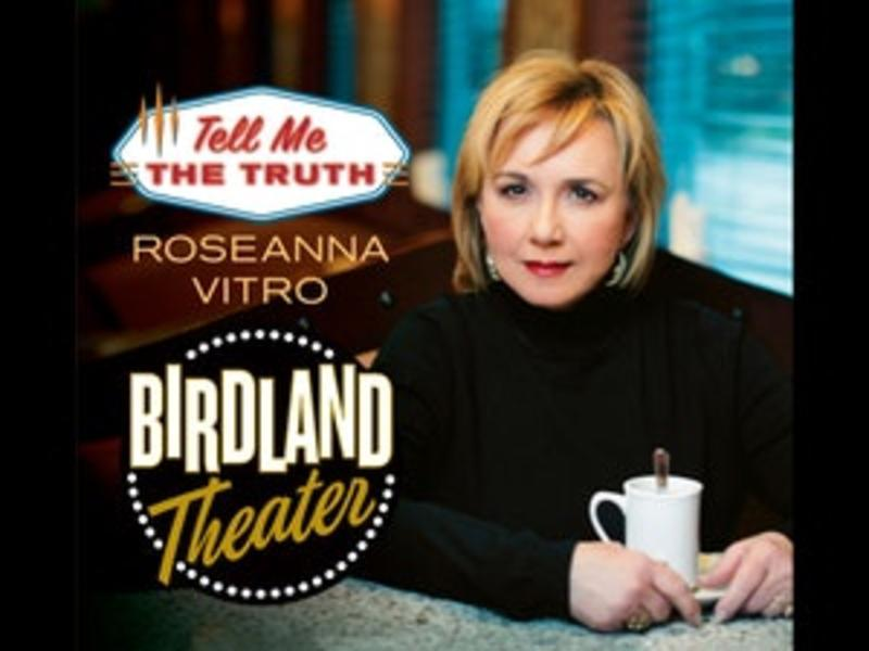Roseanna Vitro at The Birdland Theater