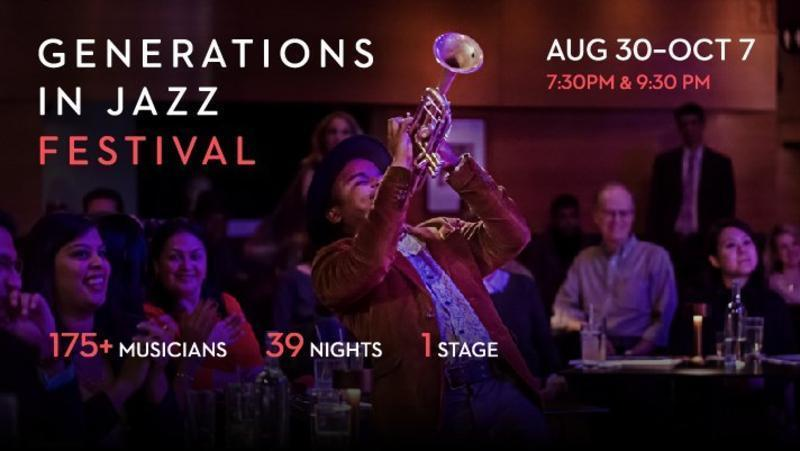 Generations in Jazz Festival - 