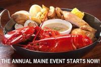 Maine Event New England Lobster Bake