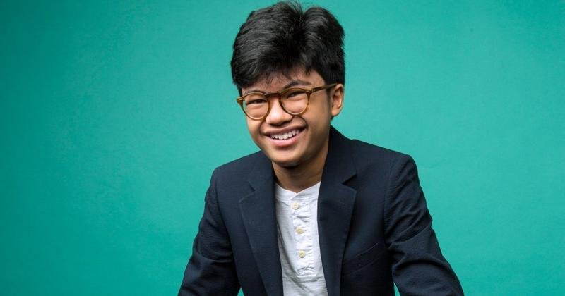 Joey Alexander with Strings (at the Appel Room)