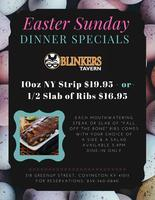 Easter Sunday Dinner Special