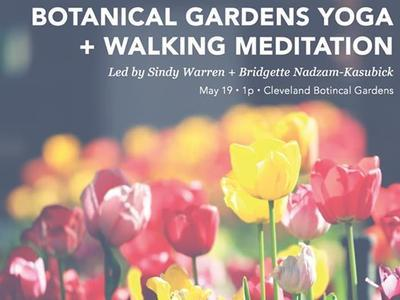Yoga and Walking Meditation with Citizen Yoga