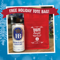 FREE Holiday Tote Bag