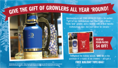 The Gift of Growlers