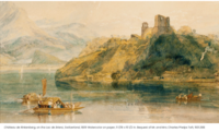 Travels with Turner: Watercolors from the Taft Collection